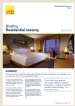 Beijing Residential Leasing Briefing - Spring 2014