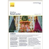Tianjin Retail Briefing - Winter 2014