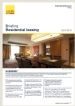 Beijing Residential Leasing Briefing - Spring 2016