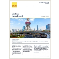 Shanghai Investment Briefing - Summer 2016