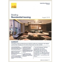 Shanghai Residential Leasing Briefing - Summer 2016