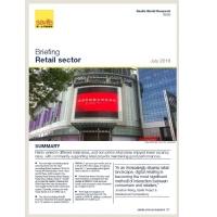 Tianjin Retail Briefing -  Summer 2016
