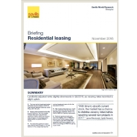Shanghai Residential Leasing Briefing - Autumn 2016