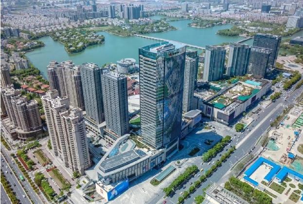 南京写字楼市场简报2018年第二季度