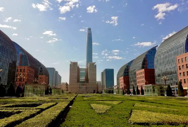 Tianjin Office Market in Minutes - Autumn 2019
