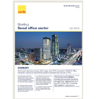 Seoul Office Briefing Q3 2016