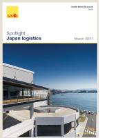 Japan Logistics Spotlight - March 2017
