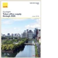 東京オフィス供給-2020年に向けた展望(2018年版)