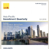 Asia Pacific Investment Quarterly - Q3 2016