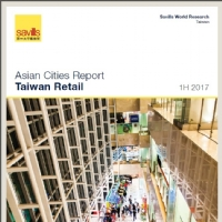 Asian Cities TW Retail 1H 2017