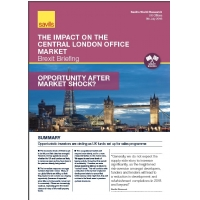 Brexit Briefing - The Impact On The Central London Office Market