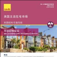 英國主流住宅市場-英國脫歐專題簡報