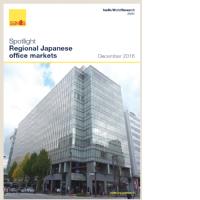 Regional Japanese Office Markets - December 2016