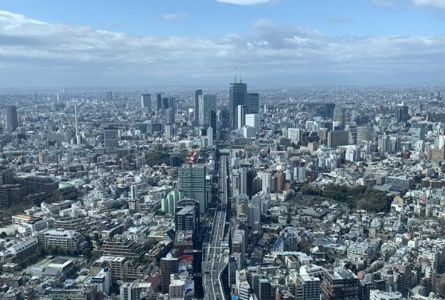 東京オフィス供給
