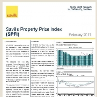 Savills Property Price Index HCMC Q4 2016