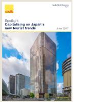 Capitalising on Japan