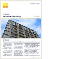 Tokyo Residential Leasing Briefing - Q1 2017