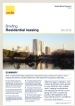 Tokyo Residential Briefing - Q4 2012