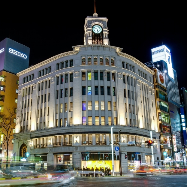 Japan Retail - October 2018