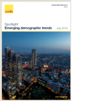 Emerging demographic trends - July 2018