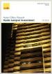 Kuala Lumpur Investment 1H 2015