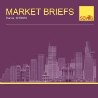 Hanoi Market Briefs Q3 - 2016