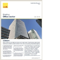Tokyo Office Leasing Briefing - Q4 2016