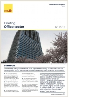 Tokyo Office Leasing Briefing - Q1 2016