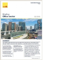 Tokyo Office Leasing Briefing - Q3 2015