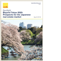Beyond Tokyo 2020: Prospects for the Japanese real estate market