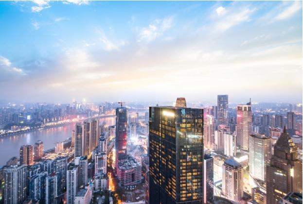 重庆写字楼市场简报2019年第一季度