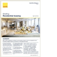 Tokyo Residential Leasing Briefing - Q2 2016