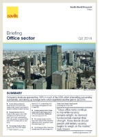 Tokyo Office Leasing Briefing - Q2 2018