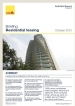 Residential Leasing Briefing Q3 2012