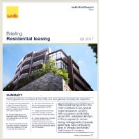 Tokyo Residential Leasing Briefing - Q2 2017