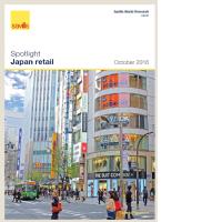 Japan Retail - October 2016