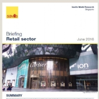 Singapore Retail Briefing June 2016