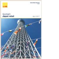 Japan Retail - April 2017