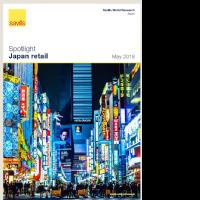 Japan Retail - May 2018