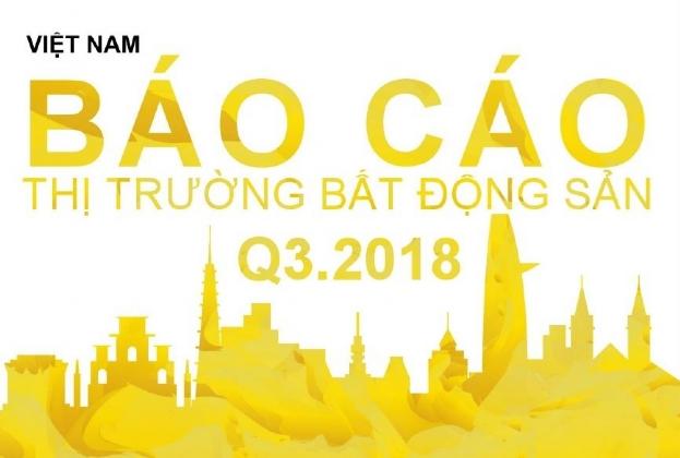 Tóm tắt thị trường BĐS Việt Nam Q3/2018