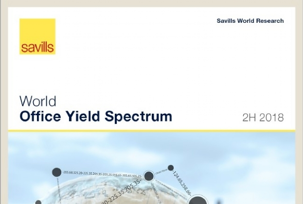 Savills World Research-World Office Yield Spectrum-2H2018