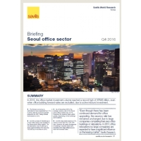 Seoul Office Briefing Q4 2016