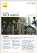 Singapore Sales & Investment Briefing Q4 2012