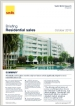 Singapore Residential Sales Briefing Q3 2013