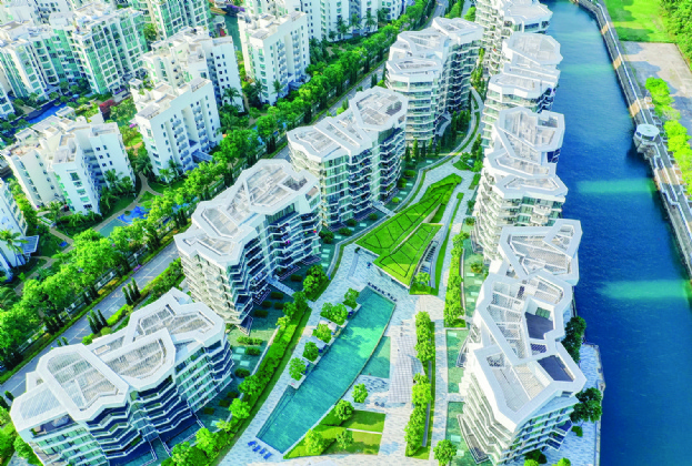 Singapore Residential 1H 2019