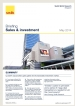 Singapore Sales & Investment Briefing Q1 2014