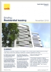 Singapore Residential Leasing Q3 2013
