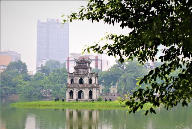Savills Property Price Index Hanoi - Q3/2018