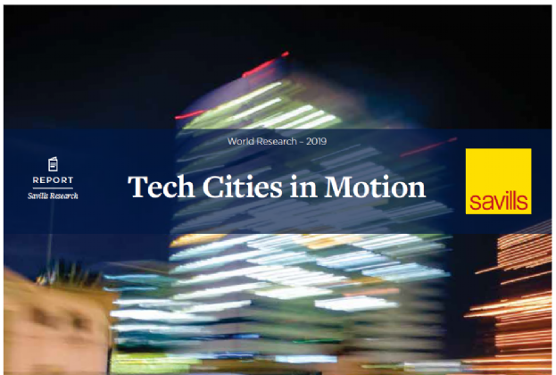 Tech CIty in Motion 2019