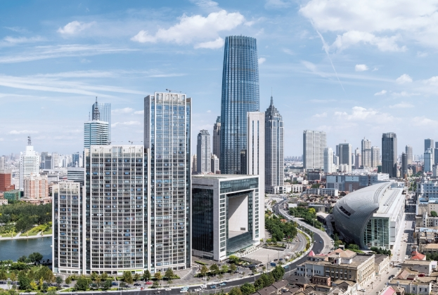 Tianjin Office 2H 2018